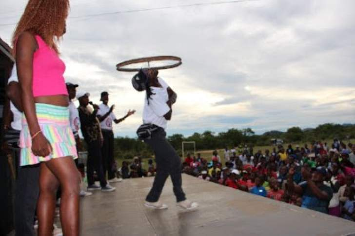 Hundreds attend WeCAN Sports and Arts Festival in Gwanda