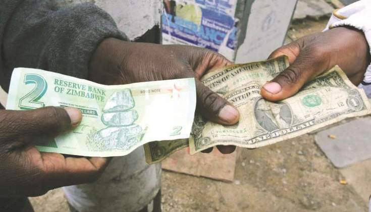 Government sets record straight on Zimdollar