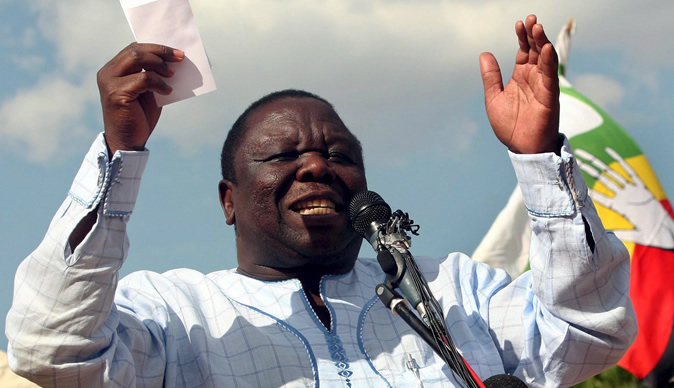 Tsvangirai Spokesperson guns for top position