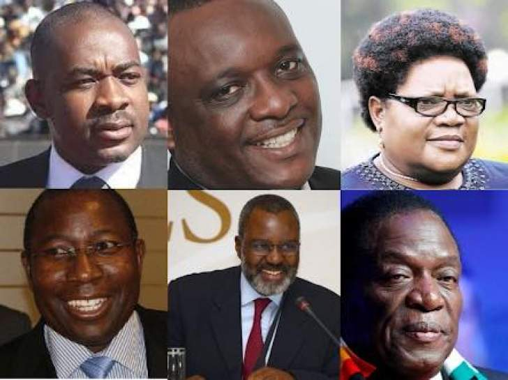 Image result for zimbabwe presidential candidates