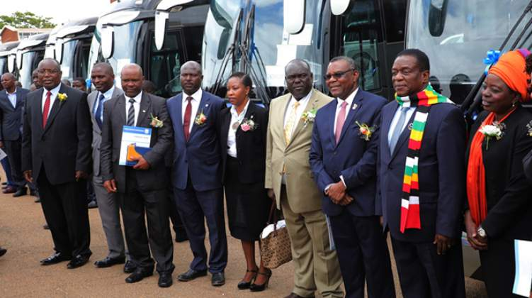 25 new buses for civil servants launched