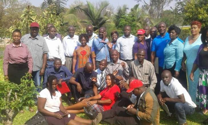 MDC Alliance Midlands Councillors conduct induction programme