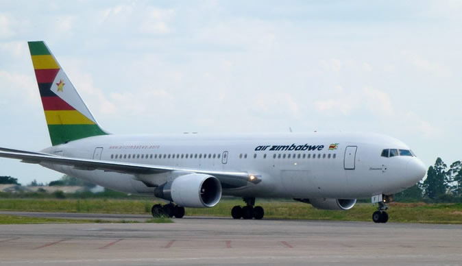 Air Zimbabwe to get new planes