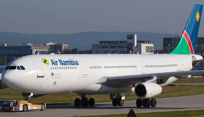 Air Namibia cancels flights to Zimbabwe