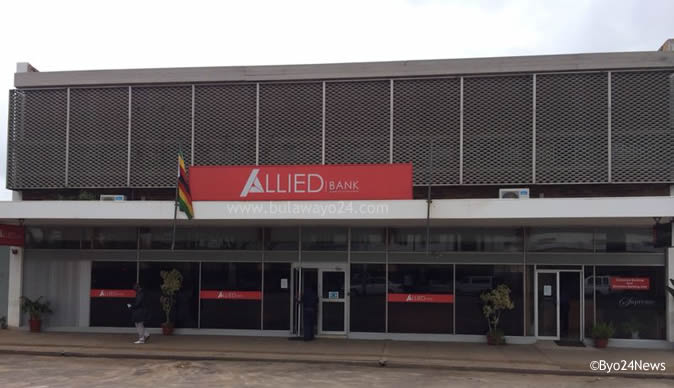 Obert Mpofu's Allied Bank feels the heat