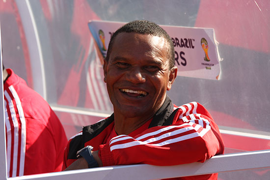 Antipas appointed Warriors caretaker head coach
