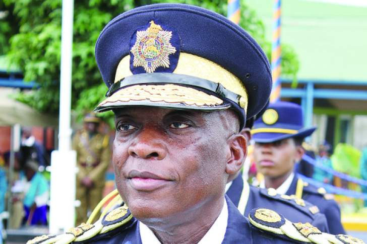 Chihuri ordered to reinstate Indian cops