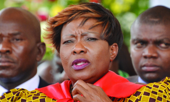 Open letter to Mrs Mnangagwa