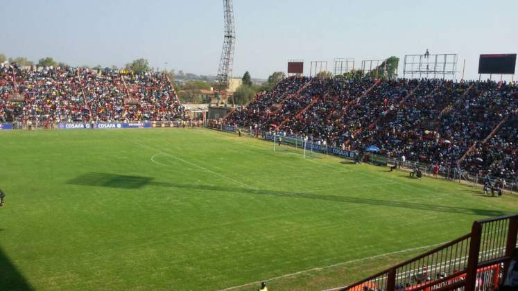 Caf recommend improvements to Barbourfields Stadium