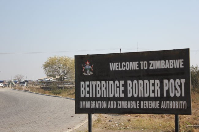 Operation restore legacy to descend at Beitbridge border post