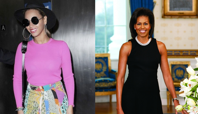 Beyonce pens an emotional letter to Michelle Obama