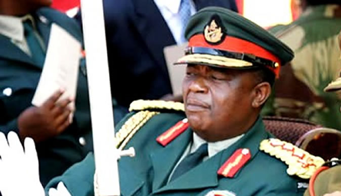 Chiwenga accused of 'treasonable conduct'