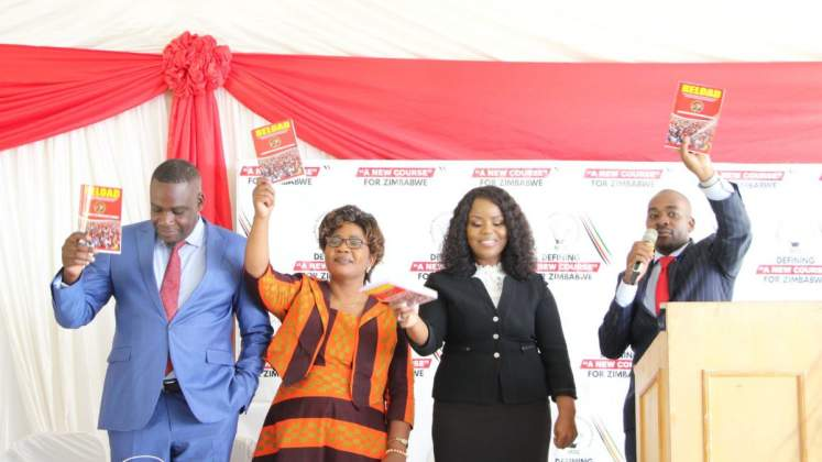 MDC raises red flag over politicisation of State institutions