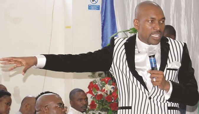 WATCH: Prophet Chiza gives solution to Zimbabwe