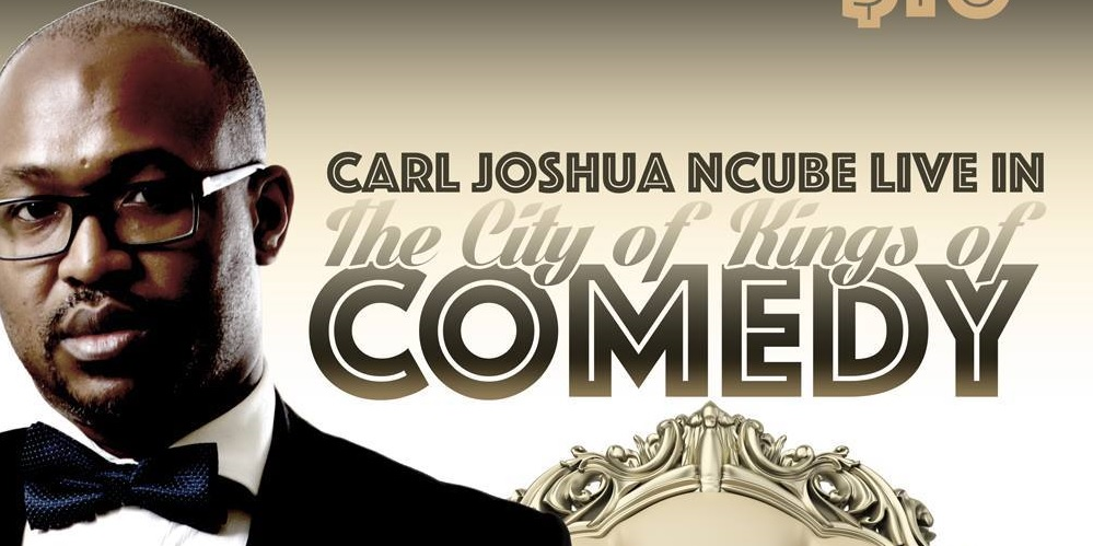 Zimbabwean comedian Carl Joshua Ncube is back in Windhoek