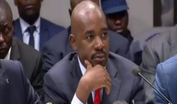 Chamisa exposed