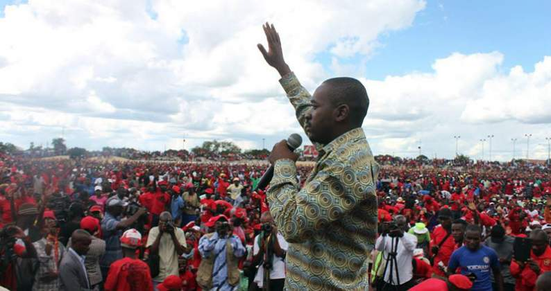 Chamisa must step down, says MDC