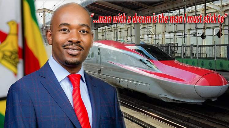 Chamisa should not hold nation to ransom