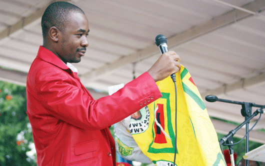 Chamisa worried about Chiwenga