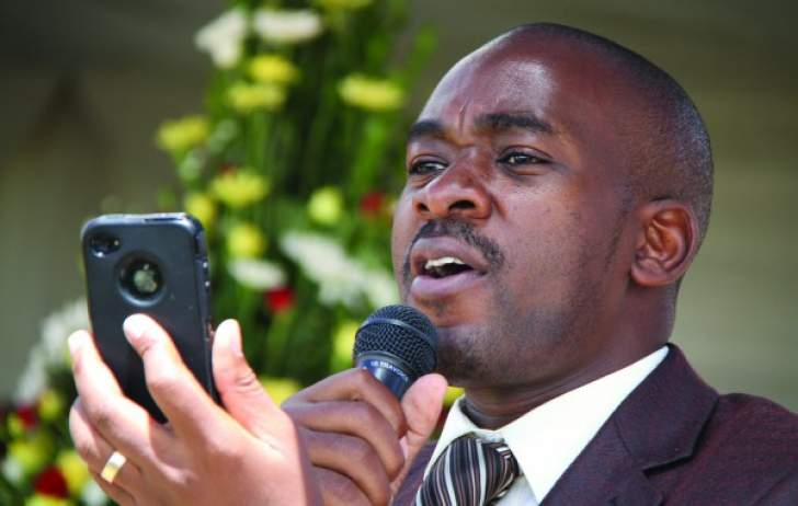 'Chamisa's arsenal is loaded'