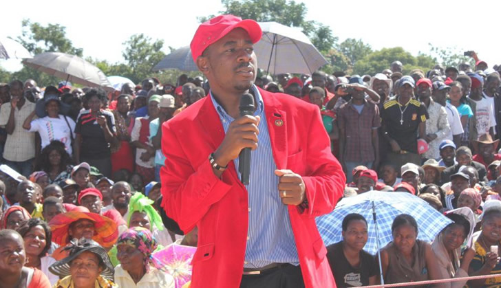 Chamisa turns heat over ballot paper design