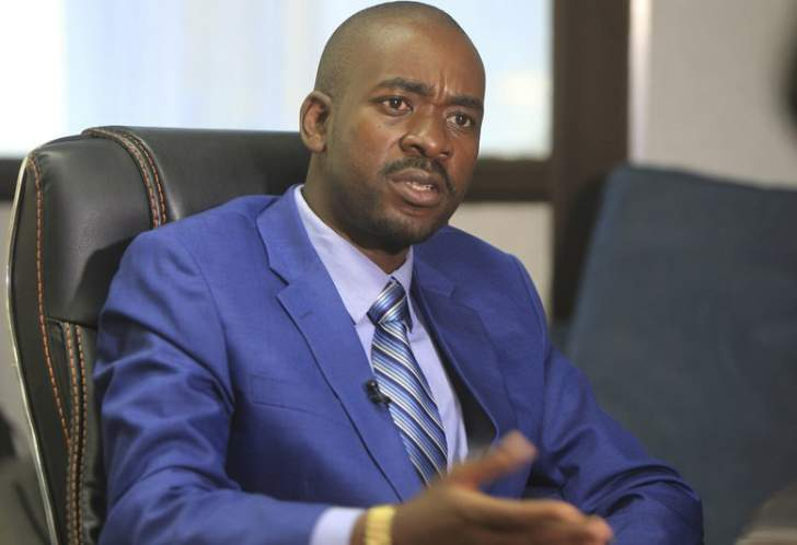 WATCH: Chamisa says MDC has the highest number of lawyers