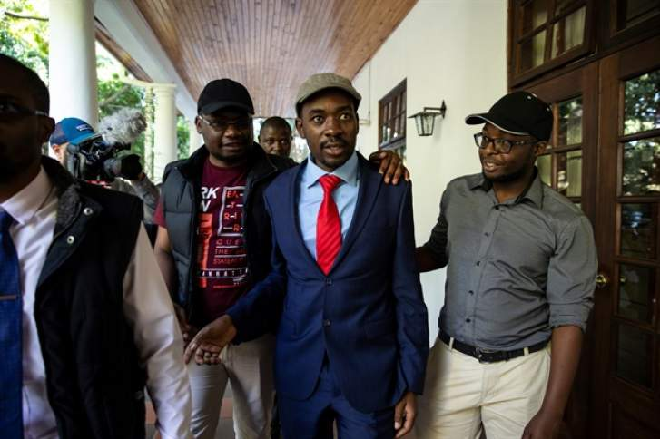 Chamisa battles open rebellion