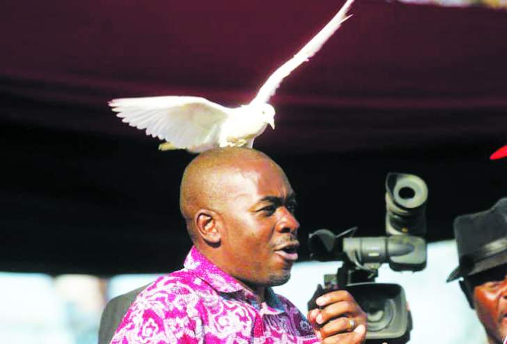 Chamisa does not want to be president