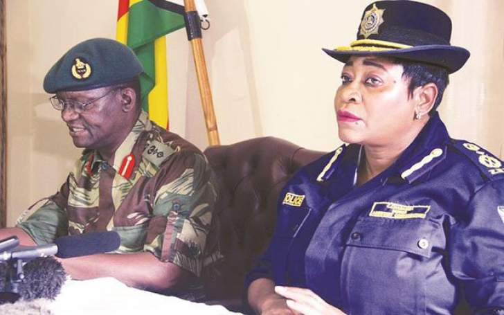 Zimbabwe Army put on standby