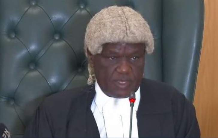 Zimbabwe Chief Justice Malaba humiliated in Parliament