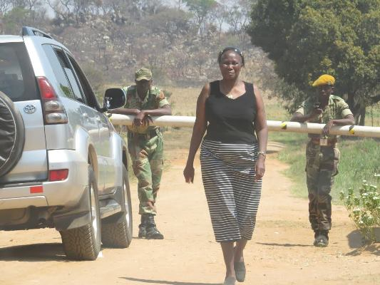 Chiwenga's ex-wife looted millions