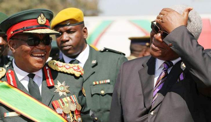 Mugabe allies hit out at Gen Chiwenga