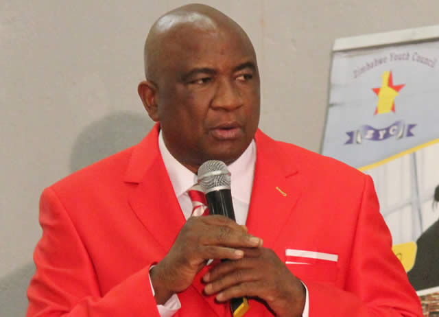 Chiyangwa demands respect he doesn't deserve