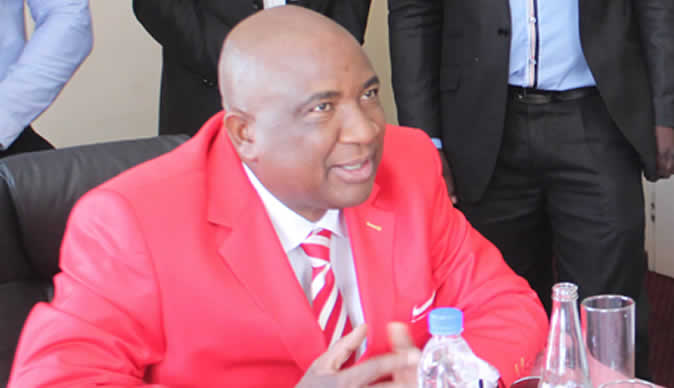 Blow for Zifa rebels
