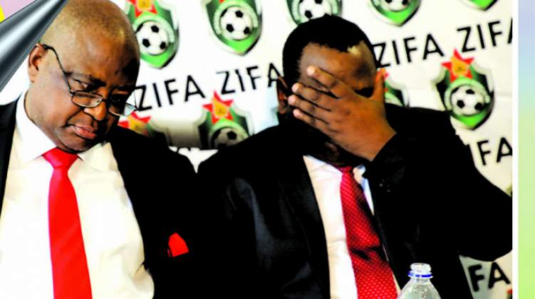 Chiyangwa accused of destabilising Zifa