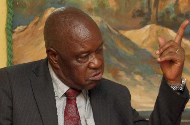 Mutsvangwa survived CIO assasination attempt in 2017