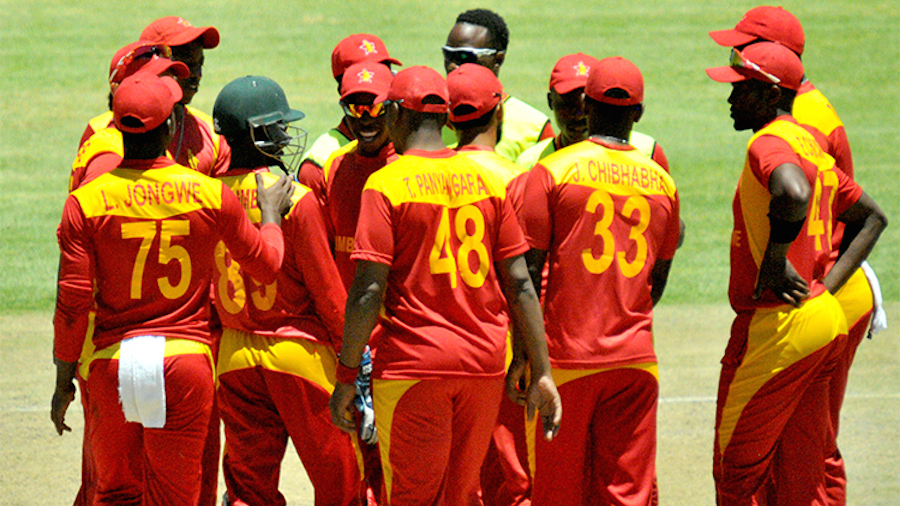 Zimbabwe beat Afghanistan by 2 runs