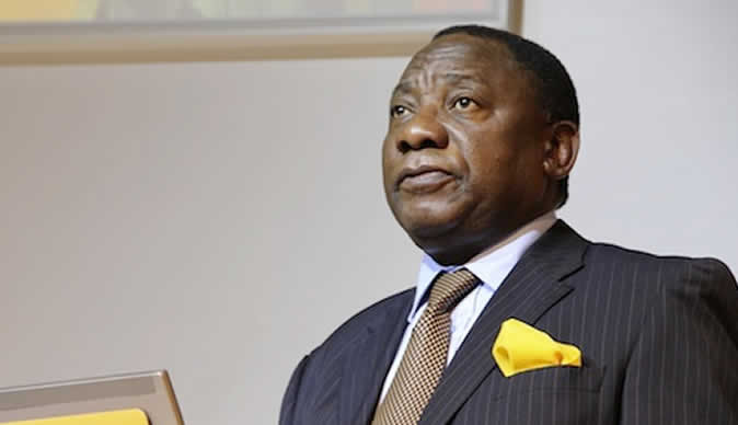 Exposed Ramaphosa reacts to Public Protector's report