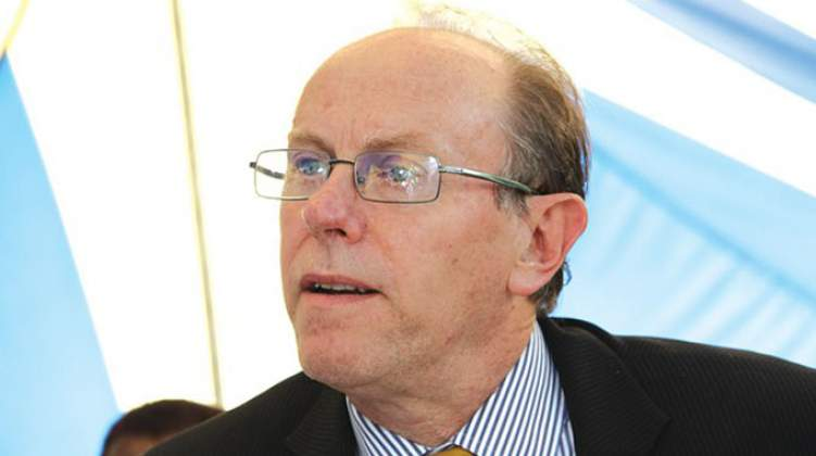 Mwonzora not a Zanu-PF project, says Coltart