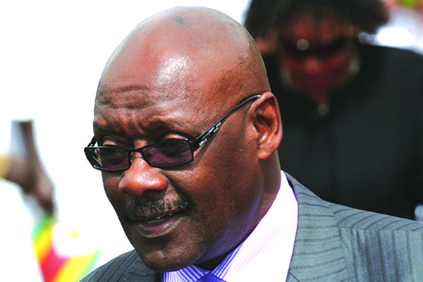 Mugabe's health Minister, David Parirenyatwa arrested