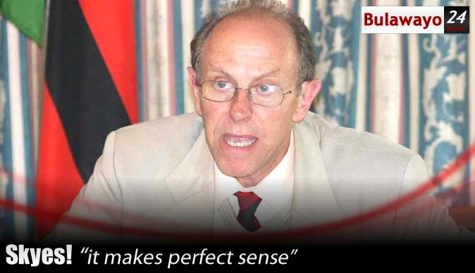 Minister Coltart congratulates the Zimsec Board on O-level results