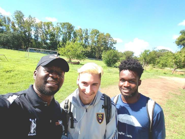 American starlet trialing with Bosso