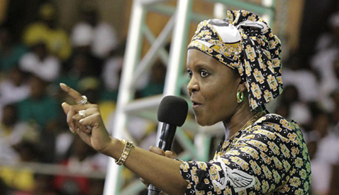 Image result for Doctor Grace Mugabe