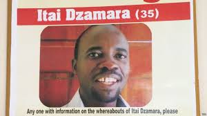 G40 hints on people who might have abducted Dzamara
