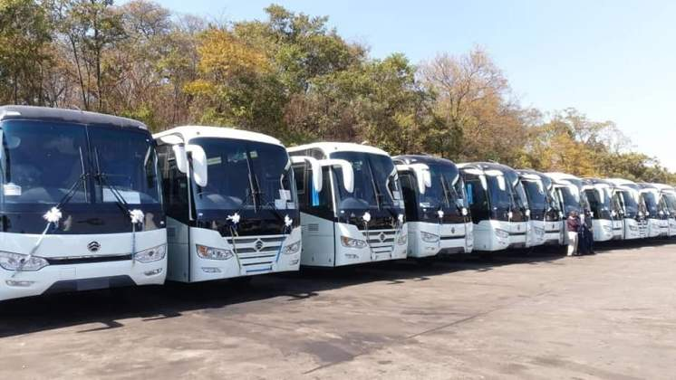 Zupco to import buses duty free