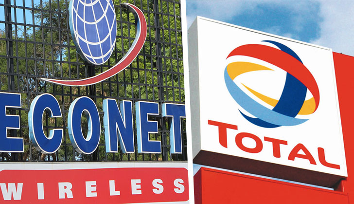Econet fires warning shot