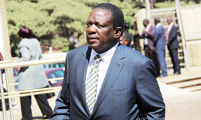 'ZANU PF officials tell investors not to bring money until Mnangagwa goes'