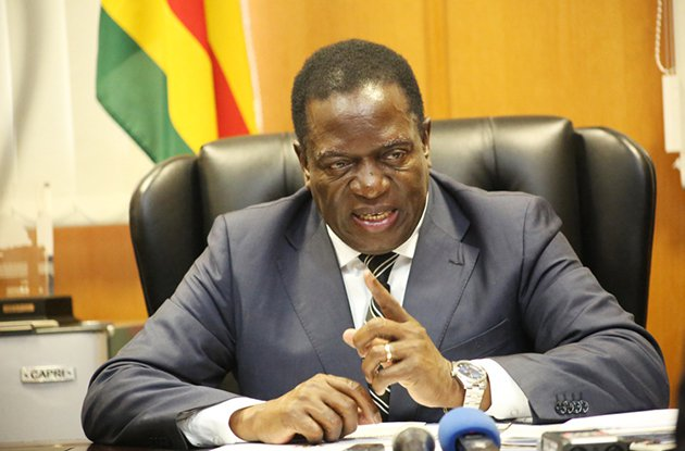 Mnangagwa told to resign or face the axe