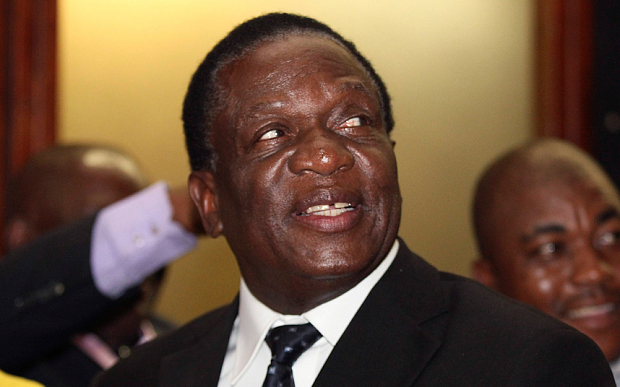 Mnangagwa's poisoned chalice