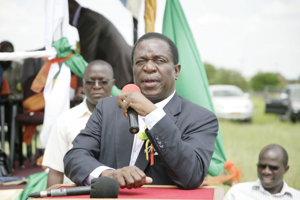 Mnangagwa moves to checkmate his rivals